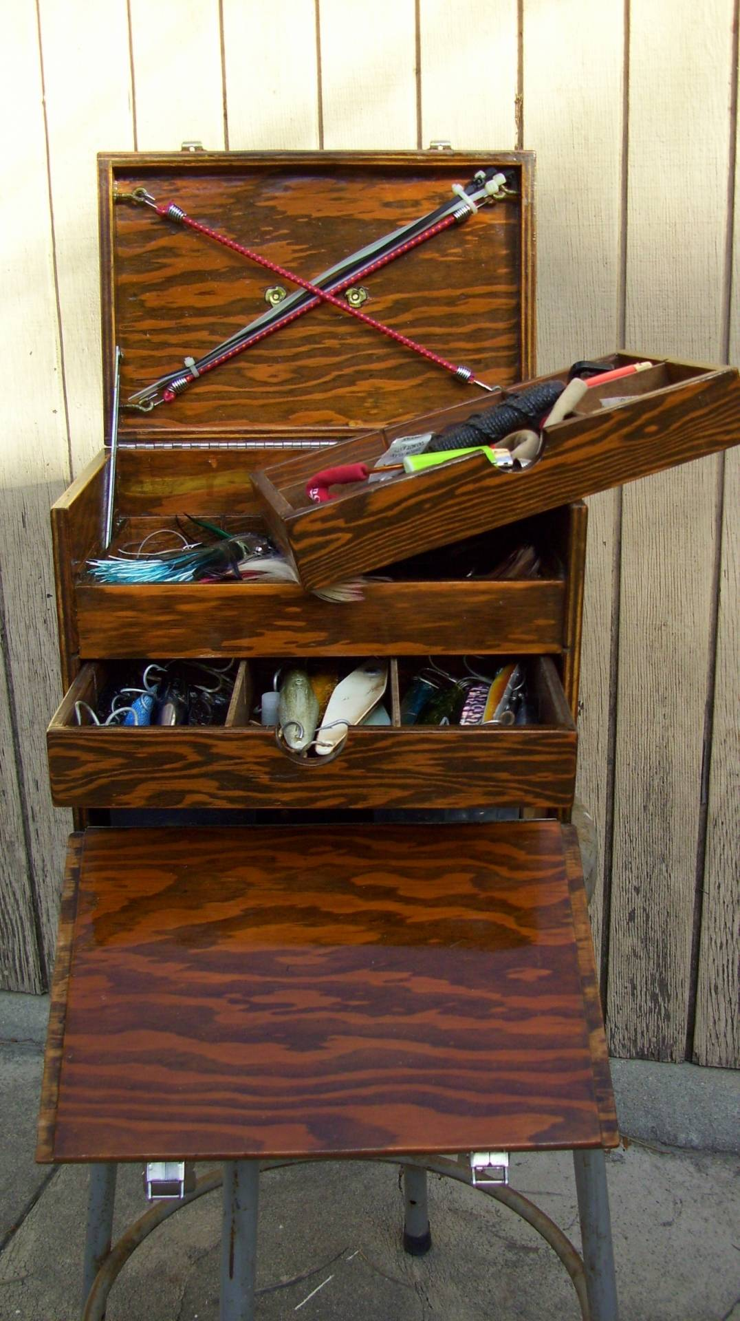 ... Tackle Box Plans Download wooden garage shelf plans – diywoodplans