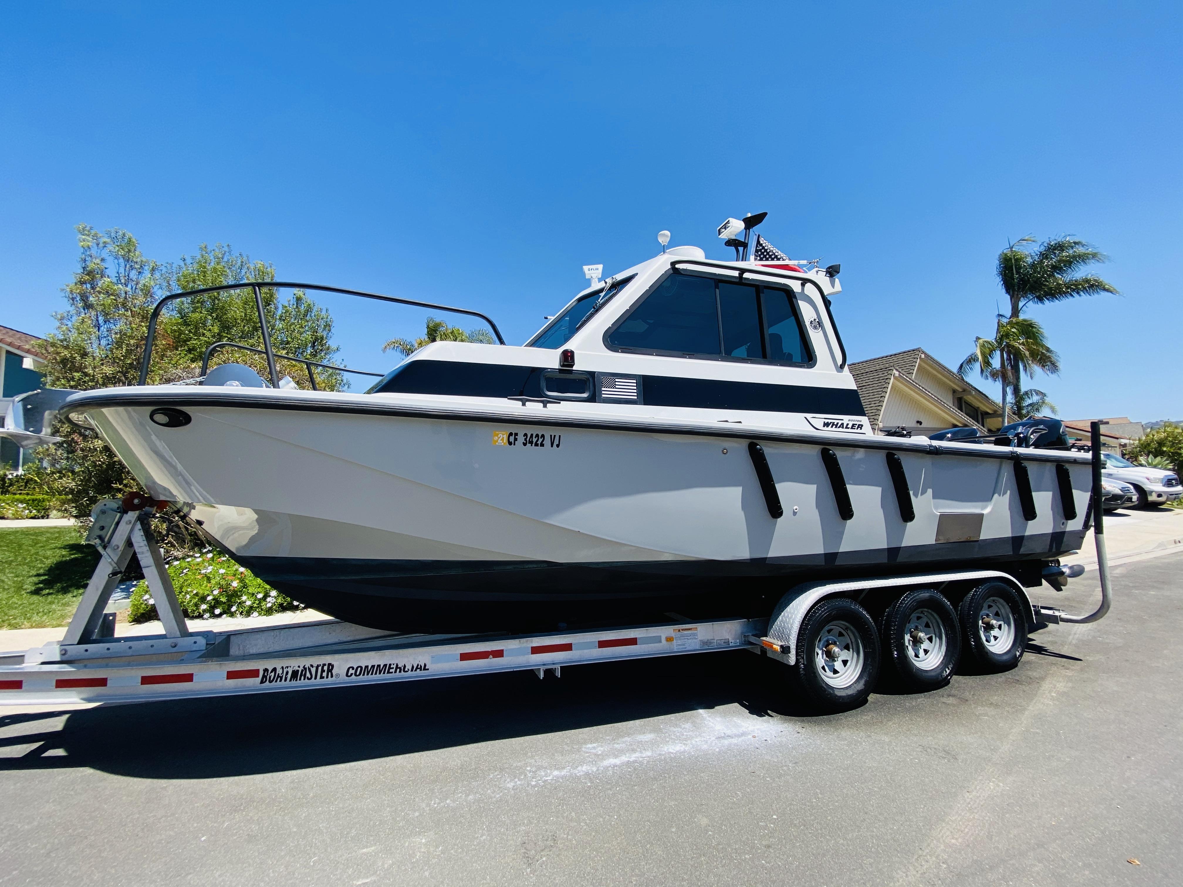 For Sale - 2009 27 ft Boston Whaler Challenger   Bloodydecks