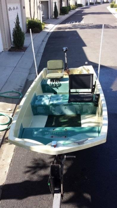 12 1981 Skiff Motor For Sale At Lmv Saltwater Fishing