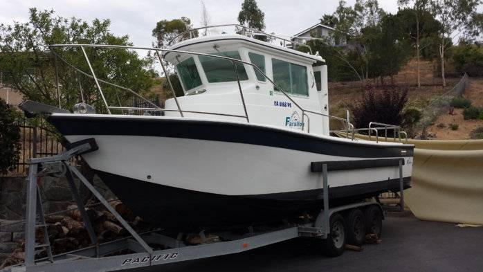 MICHIGAN FISHING BOATS FOR SALE BY OWNER