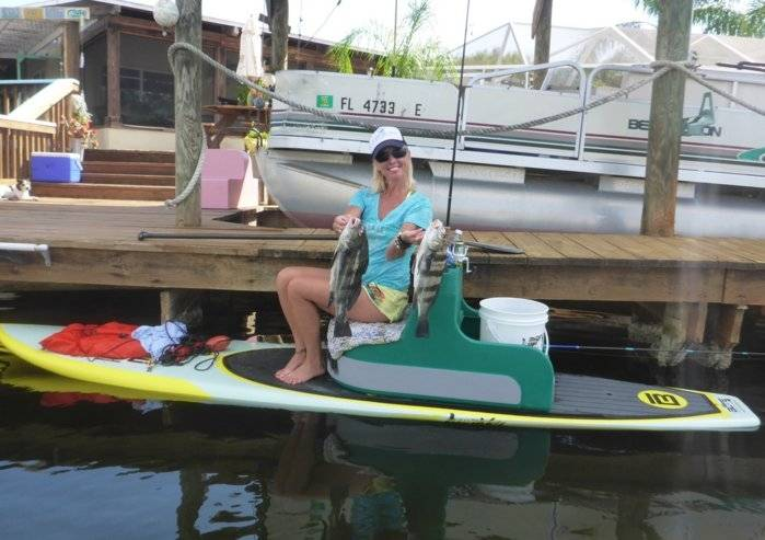 Sup Paddle Fishing Reports Saltwater Fishing Forums