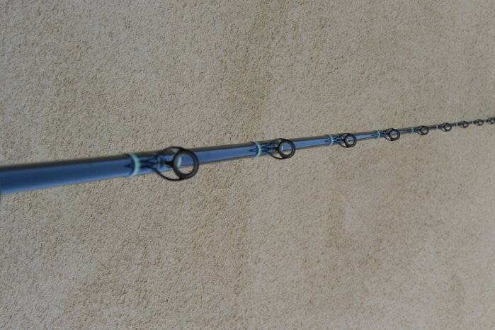 Sell or trade gloomis pelagic calstar 850m ss ulua 93h for Calstar fishing rods