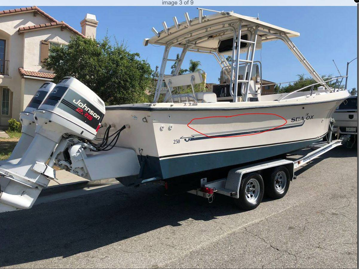 For Sale - 1991 Sea Ox (Lake Elsinore) Be Aware   Bloodydecks