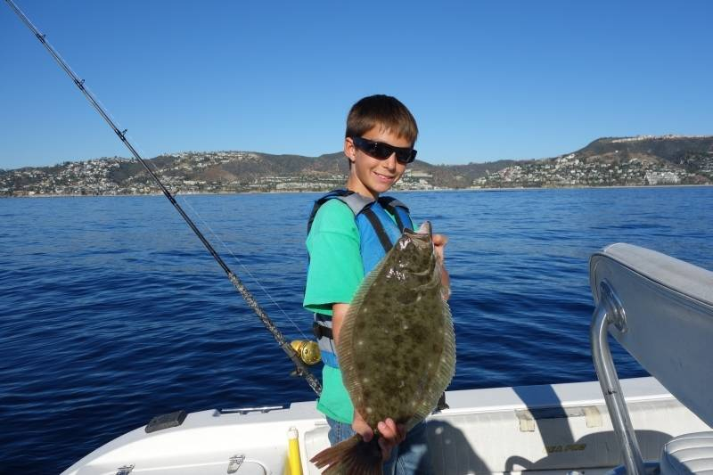Dana point halibut 11 22 saltwater fishing forums for Dana point fishing