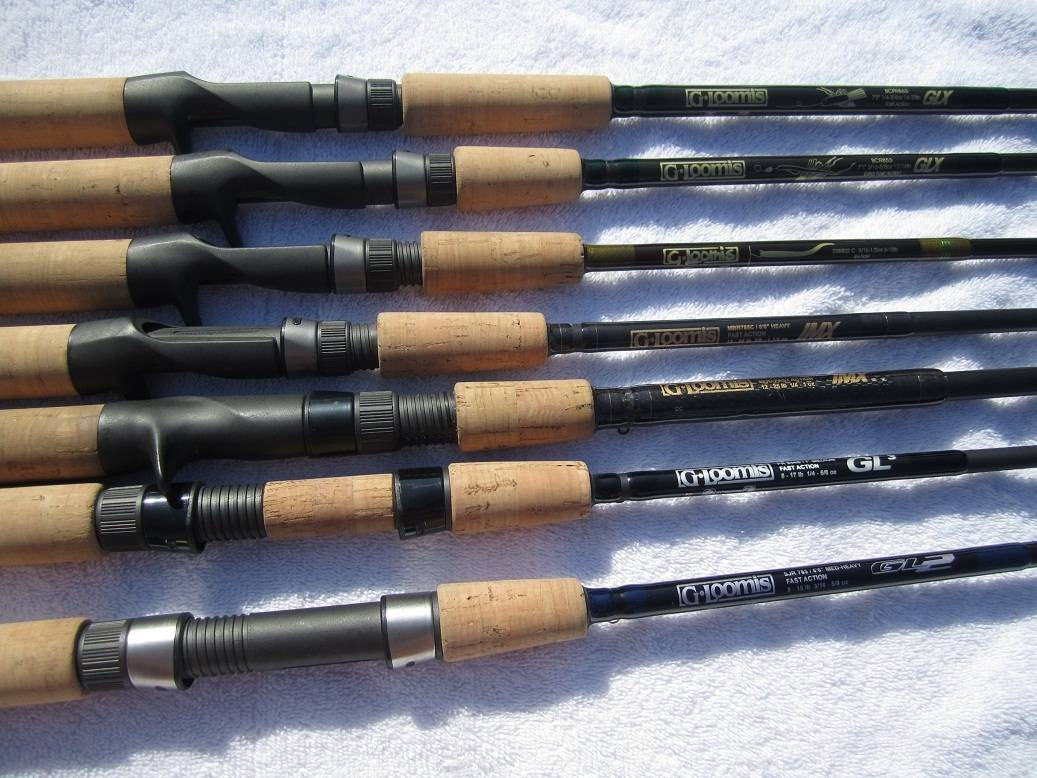 Details about  /Loomis Fishing Rod