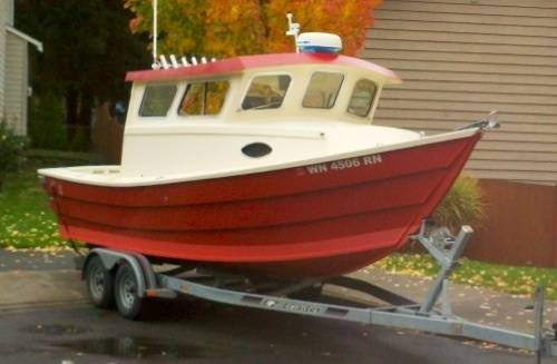 How Much Will It Cost In Gas For My Trip >> 1994 23 ' Clipper Craft Sport-fishing boat for sale-(low ...