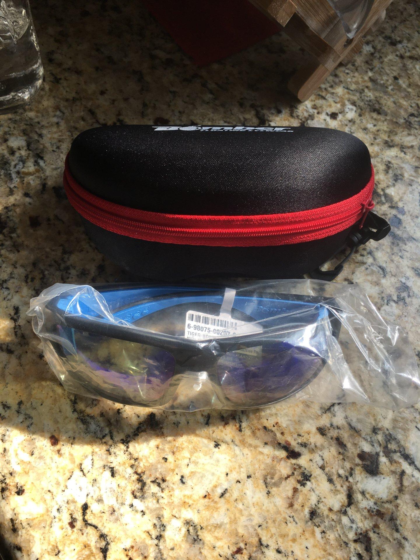 Bomber Tiger Bomb Polarized Floating Sunglasses