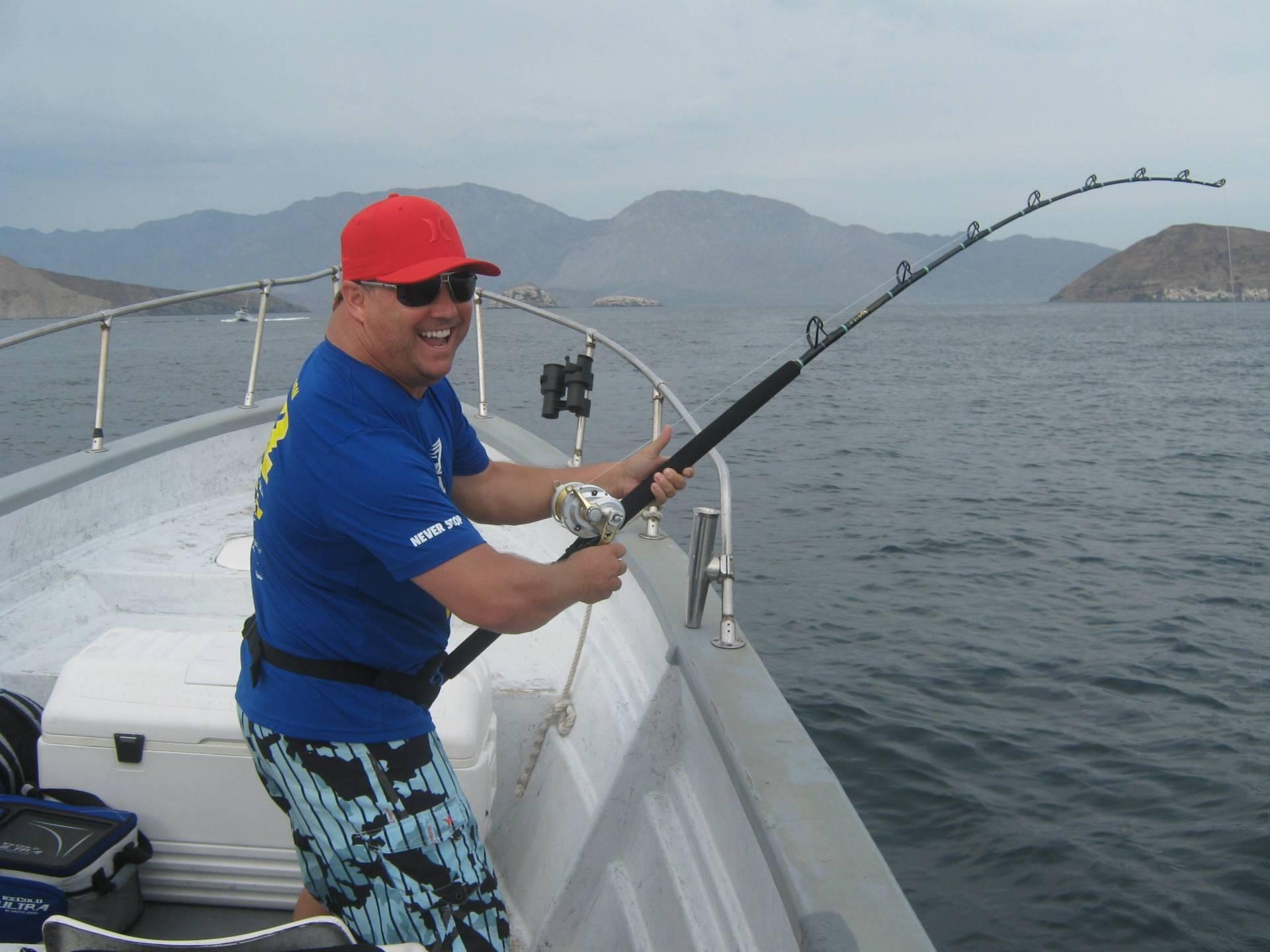 Bahia de los daggetts for Los angeles fishing charters