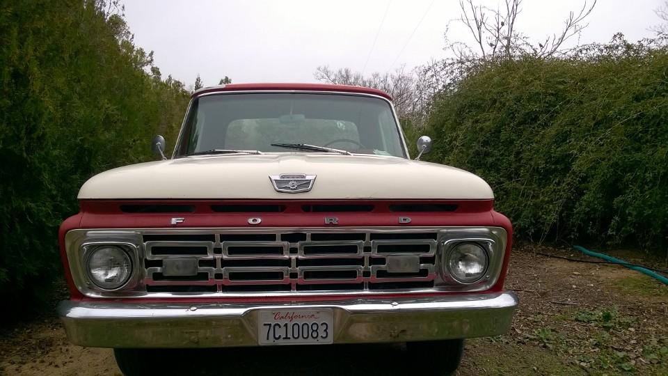 1964 Ford F100 $3500 | Bloodydecks