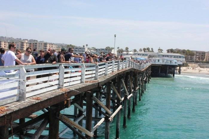 Volunteers needed aug 1 crystal pier kid 39 s fishing for Crystal pier fishing