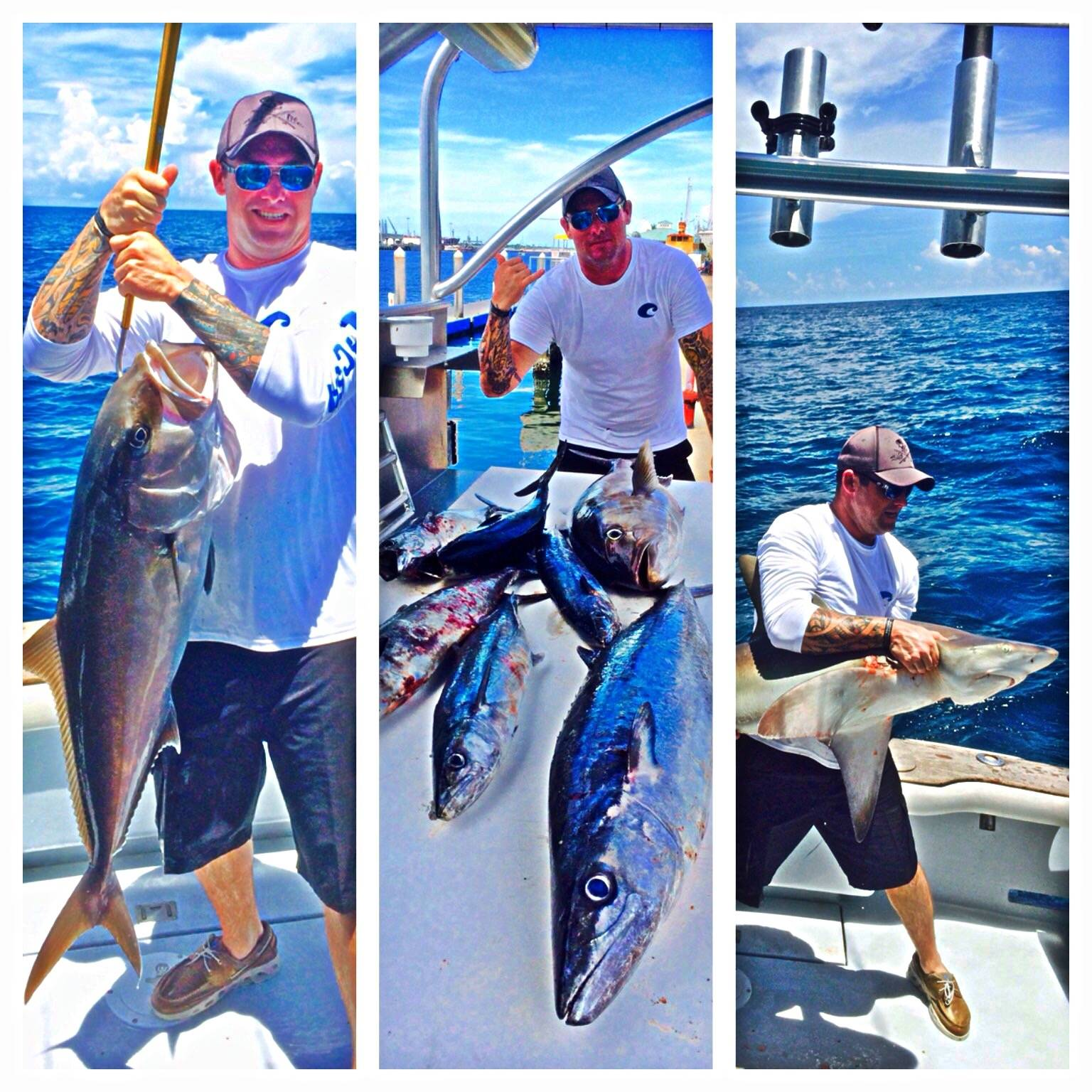 Cape canaveral fl charter fishing report saltwater for Cape canaveral fishing