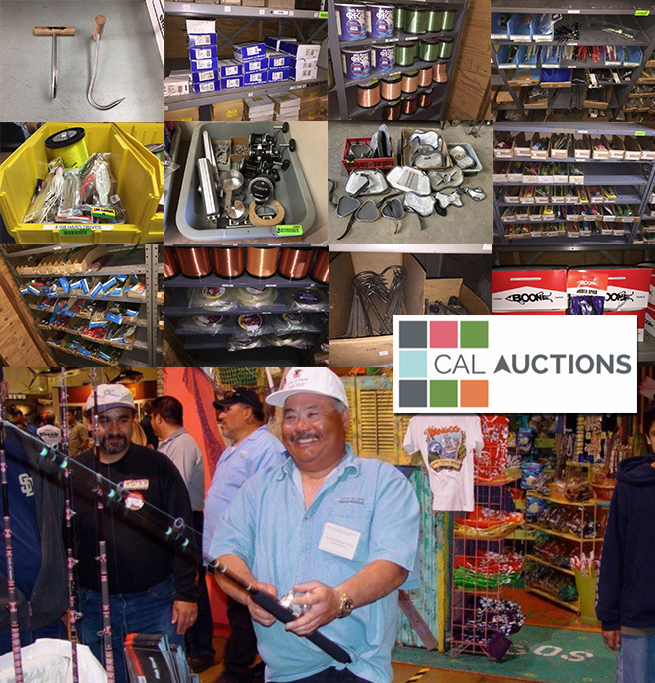 Norm Taniguchi Estate Auction | Fishing Gear, tools & More ...