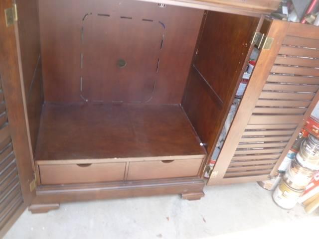 chest freezer in closet 2