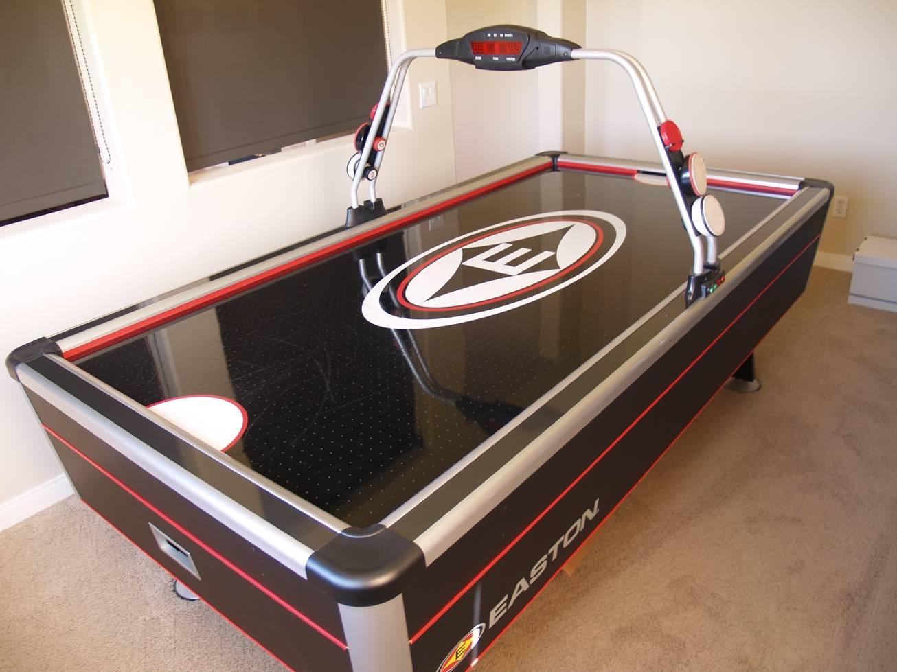 Easton 8 Carbon Air Hockey Table Bloodydecks