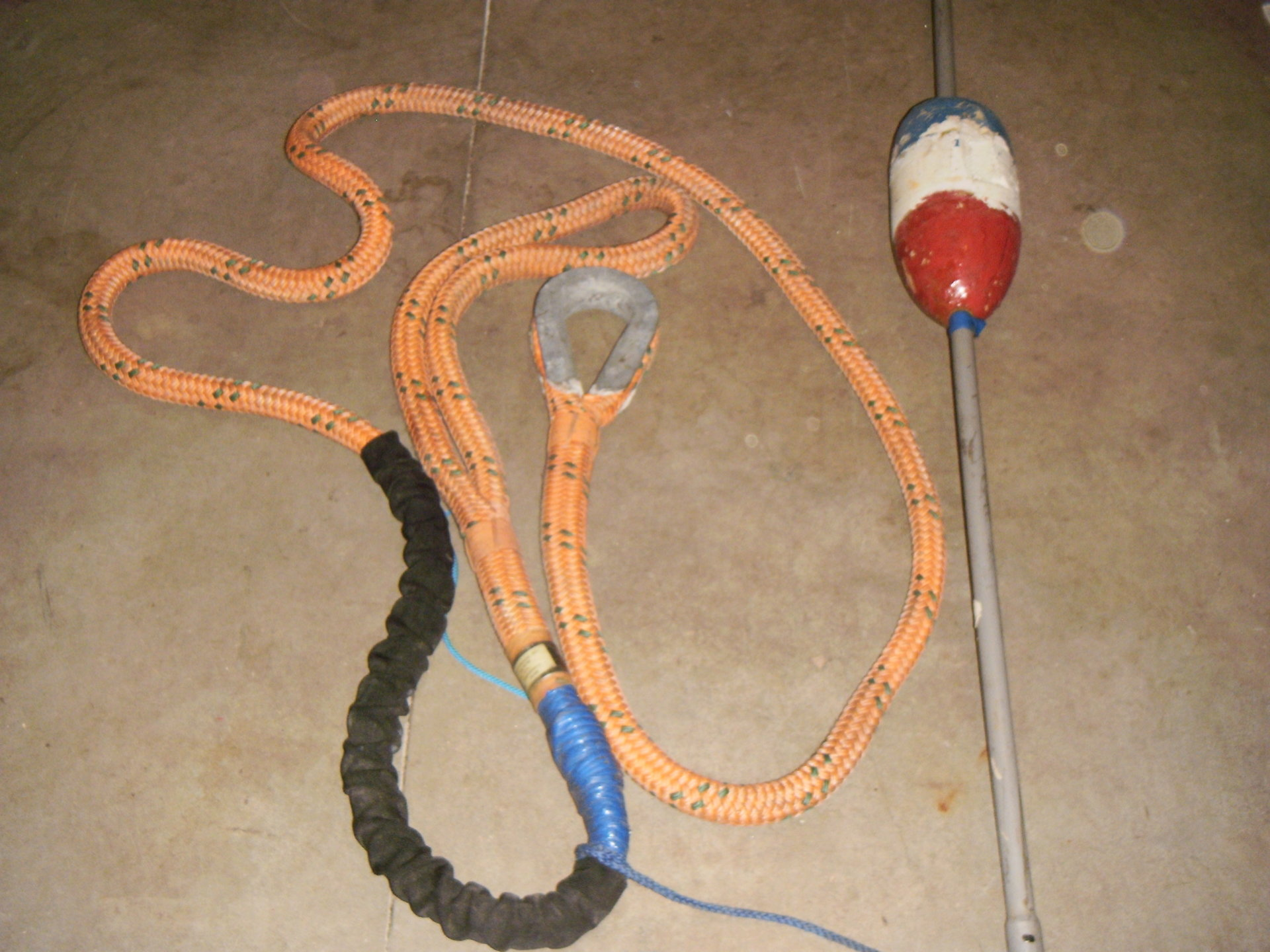Yale Mooring Painter Rhode. New never used Just $275. pic 001.JPG