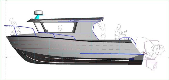 Xtaero Boats XT28DV 96.JPG