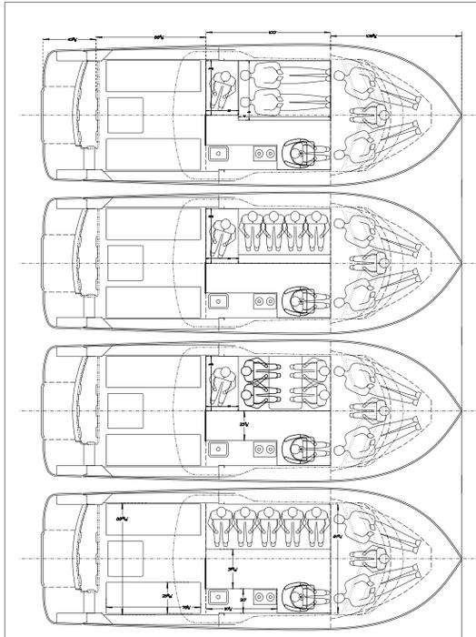 Xtaero Boats XT28DV initial floor plan options - draft.png