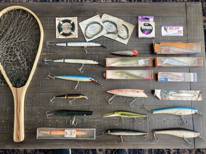 Lure Lots - Vintage / Marlin / Tuna/Marauder