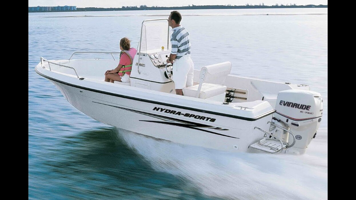Wanted! 18' Center Console