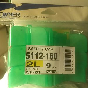 Safety Caps - XXL - 9 Pieces