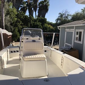 2008 Mako 1801 for sale