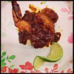 seafood recipe - Shrimp Guajillo Salsa