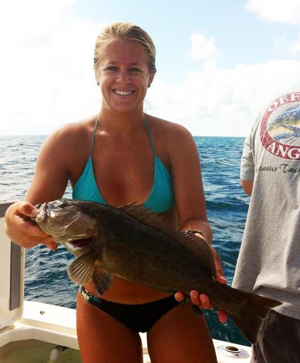 ladies fish