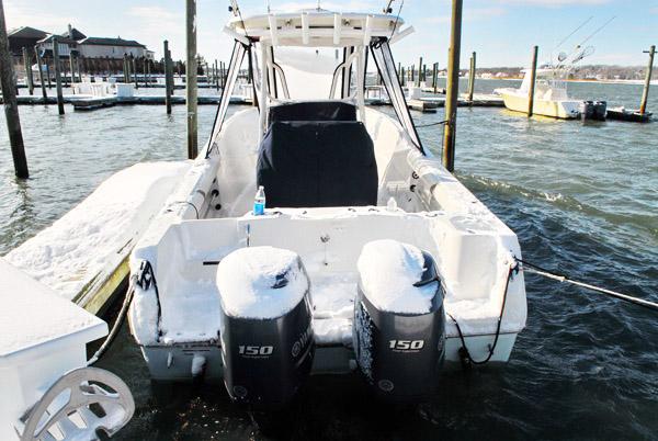 boat mainenance
