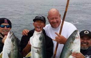 yellowtail fishing in SoCal