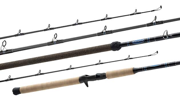 tackle rods