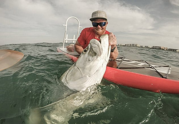 Top 5 must have items for sup fishing for Best fishing sup