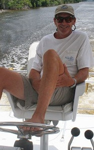 Capt. Corky Decker