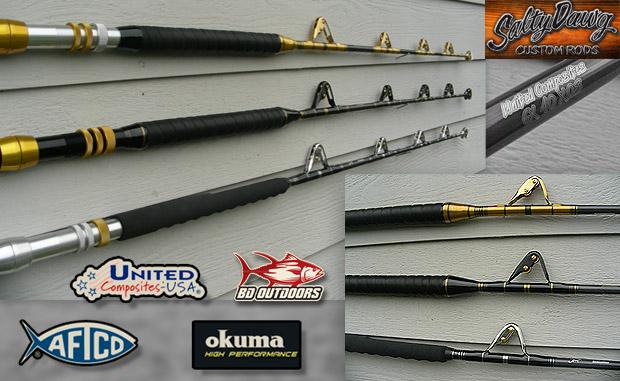 Race to pei custom rods giant tuna fishing contest for Tuna fishing pole