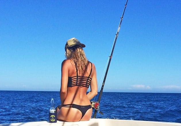 hot fishing