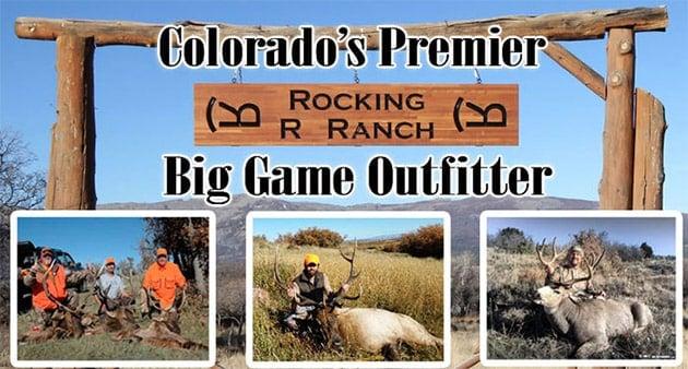 Rocking R Ranch Hunt Offers BD Elk Hunt - Rocking R Ranch
