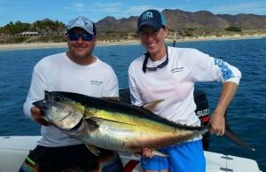 East Cape Mexico Tuna