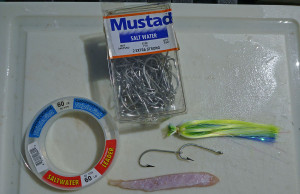rigging baits