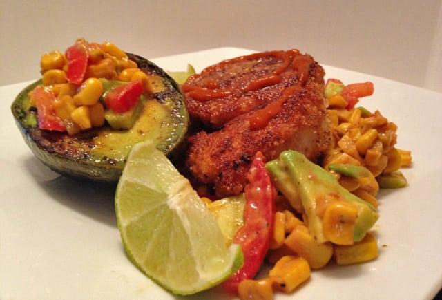 Fish Recipe - Cumin Crusted Grouper