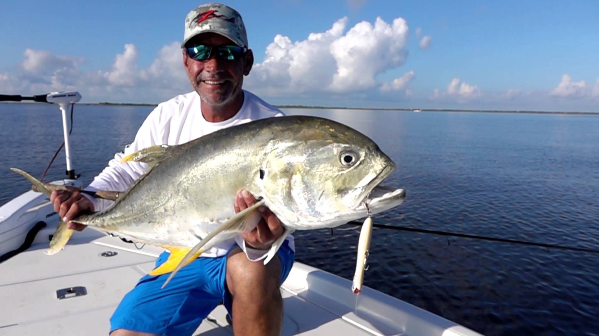 Paxson headley offield packy bd outdoors for Cajun fishing adventures