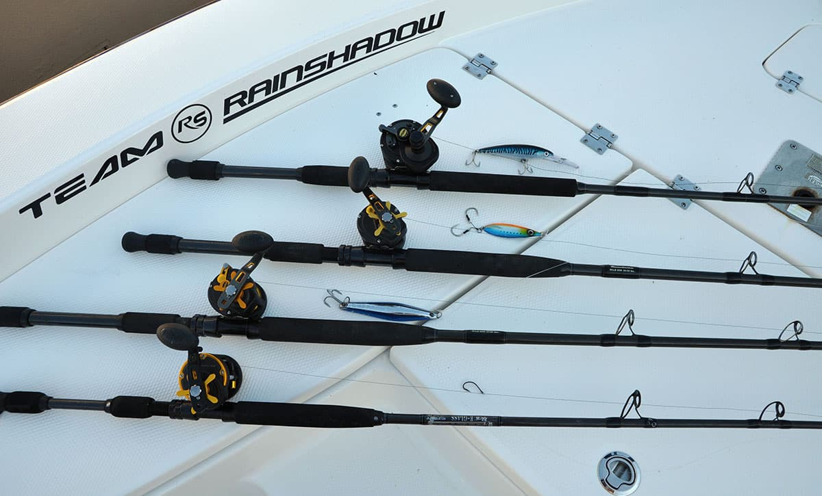 Tuna rods for Offshore fishing rods
