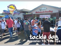 tackle day