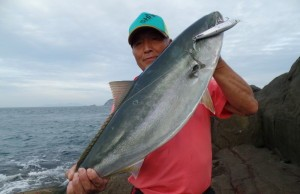 Popping in Korea for Yellowtail with the PENN Clash