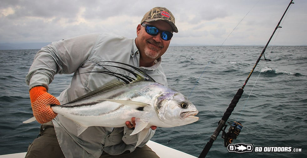 roosterfish lure