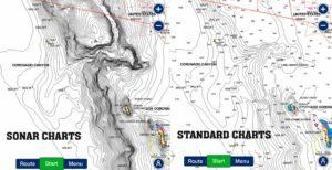 navionics charts