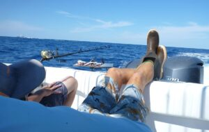 boots fishing