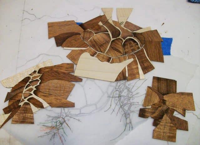 wood inlay