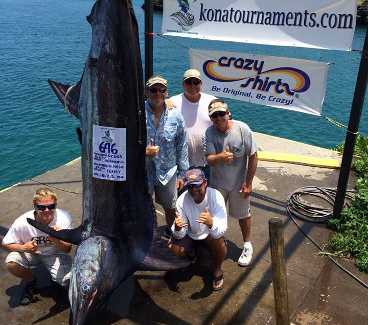 hawaii marlin