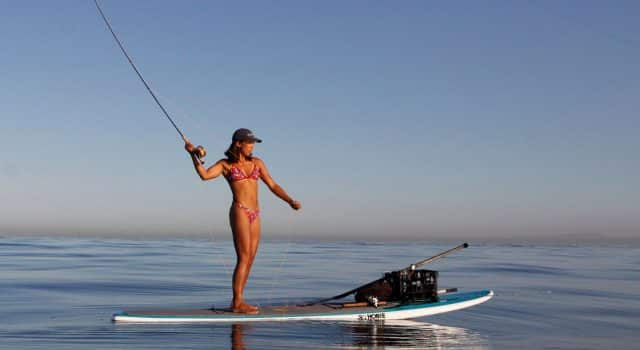 Michelle Bowman paddle sports