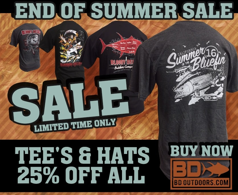Summer BD Swag Sale