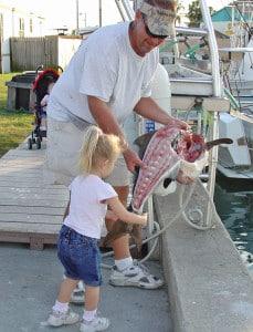 fishing soap